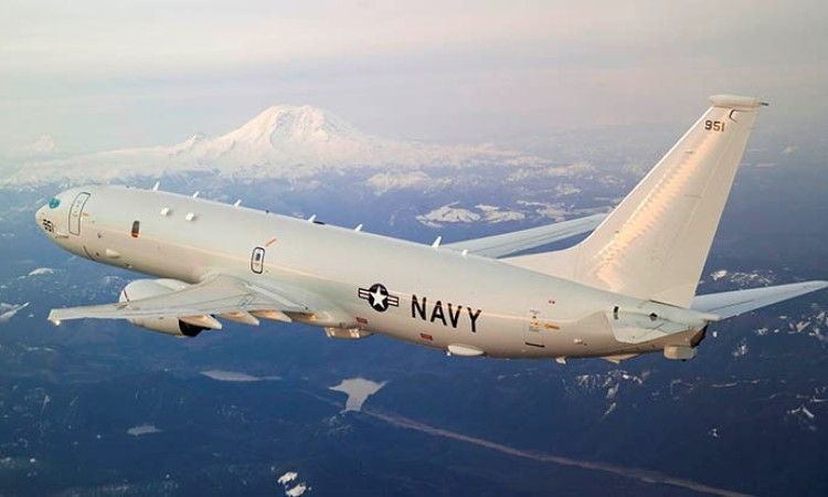 US Navy orders 20 more Boeing P8A Poseidons