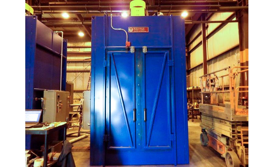 Batch Ovens To Automotive Supplier
