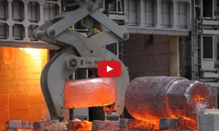 HISTORIC VIDEO: Aluminum Heat Treatment