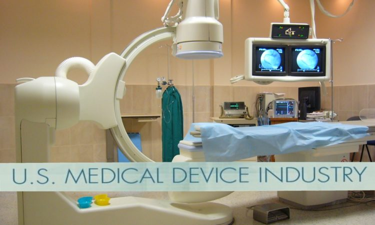 Size and Shape of the US Medical Device Industry