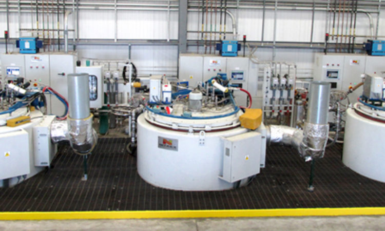 Nitrex Expands, Adds Three Nitriding Systems