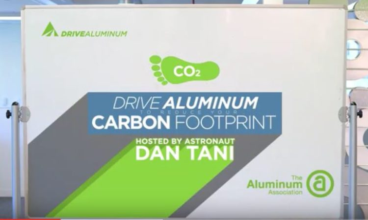 Drive Aluminum: Carbon Footprint