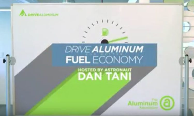 Drive Aluminum: Fuel Efficiency