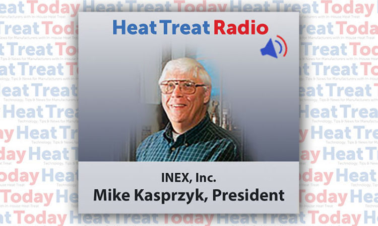 Heat Treat Radio: INEX Incorporated Expansion