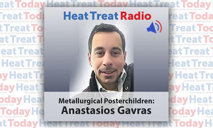 Metallurgical Posterchildren: Anastasios Gavras