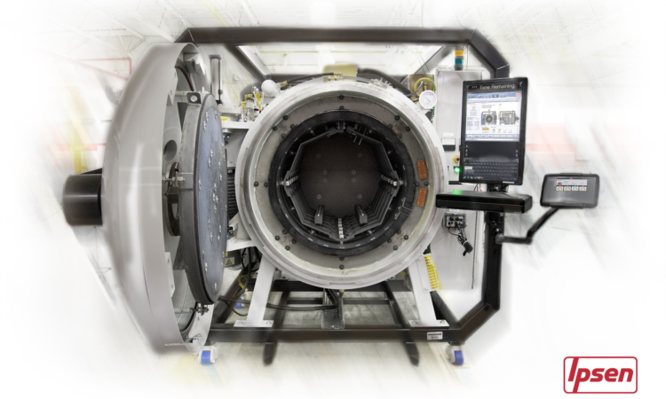 Medical Manufacturer Chooses Vacuum Furnace System