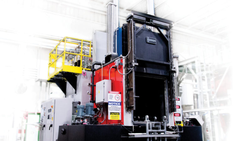 ThermTech Expands Heat-Treat Furnace Line to Support Oil & Gas Industry
