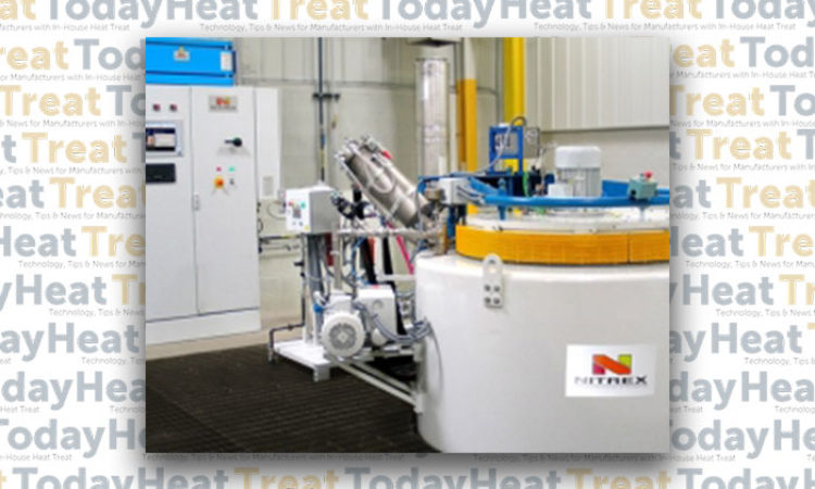 European Auto Supplier Purchases Nitriding System