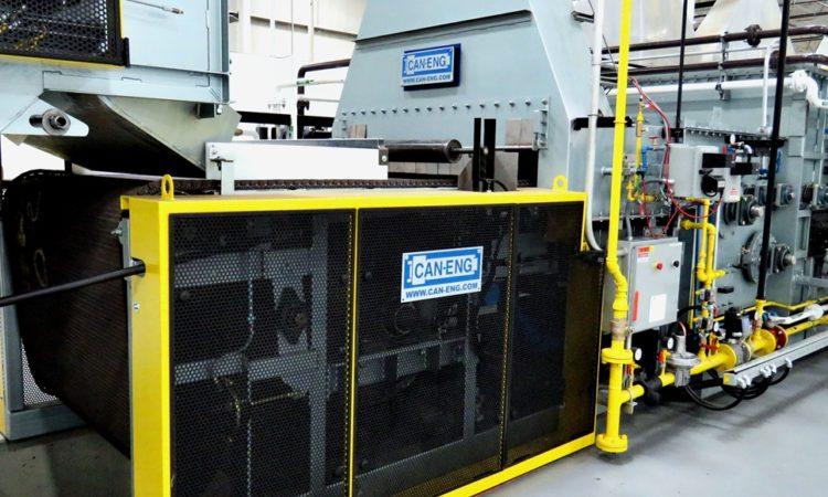 Auto Bearing Manufacturer Adds Mesh Belt Furnace System