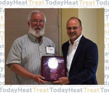 CHTE Distinguished Service Award Goes to Cummins Inc. Employee