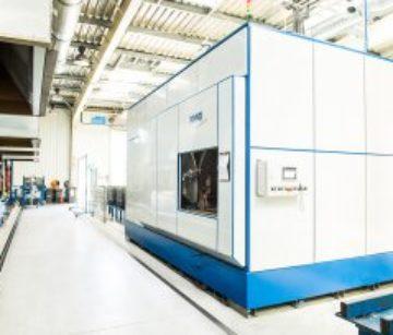 Hauck Heat Treatment Dzierżoniów Installs New EMO Washing Machine