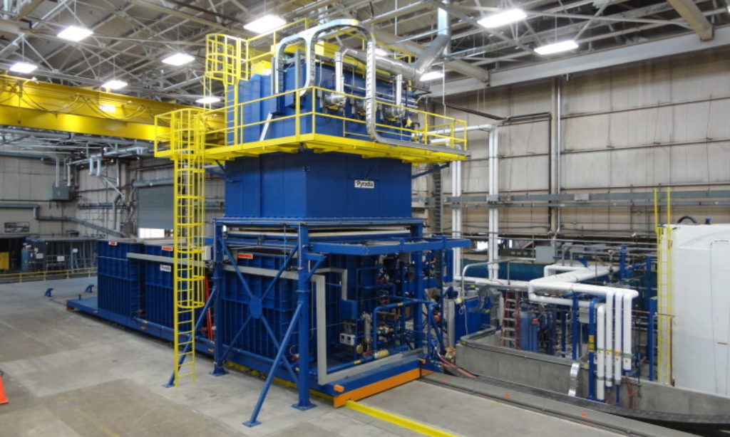 Heat Treating Projects Part Of Pratt Amp Whitney Expansion