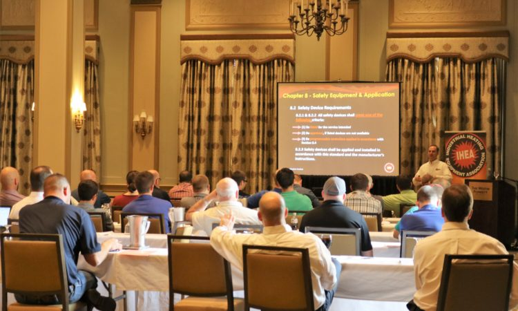 IHEA Reports Seminar Successes, Announces October Course