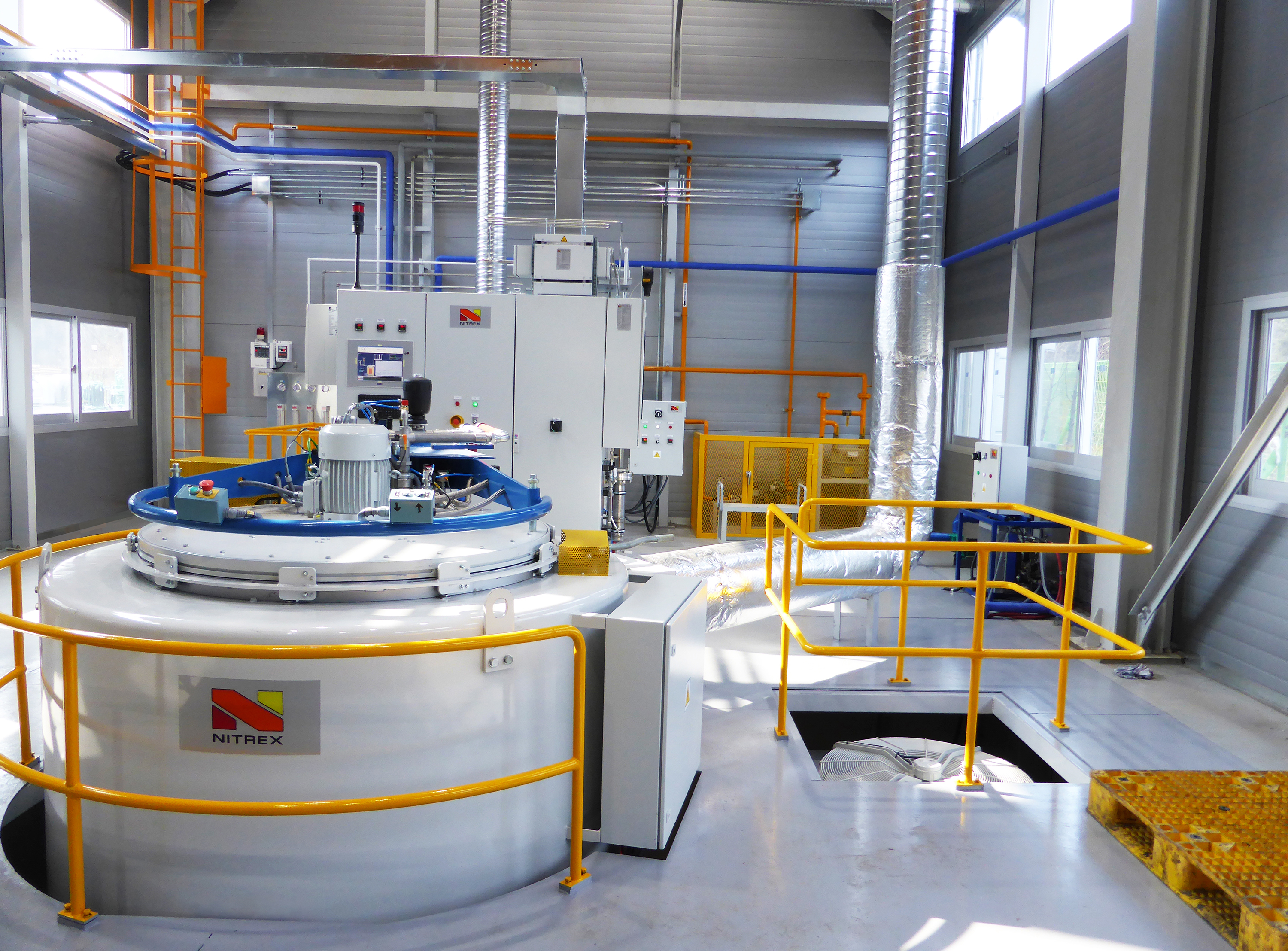 Korean Auto Parts Manufacturer Brings Nitriding In-House