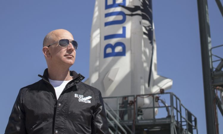 Most Powerful U.S. Rocket Engine in 20 Years Fired by Amazon's Bezos