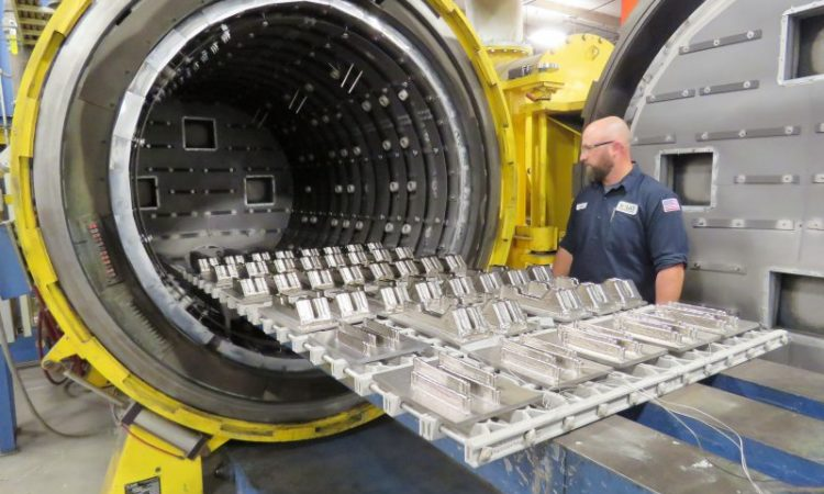 First FAA-Certified Structural AM Aviation Components Heat-Treated in Western PA