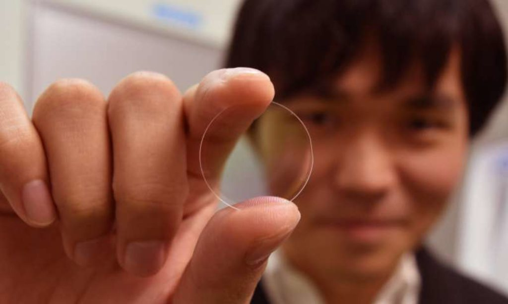 New Material Retains High Transmissivity After Heat Treatment, Applied to Optical Devices