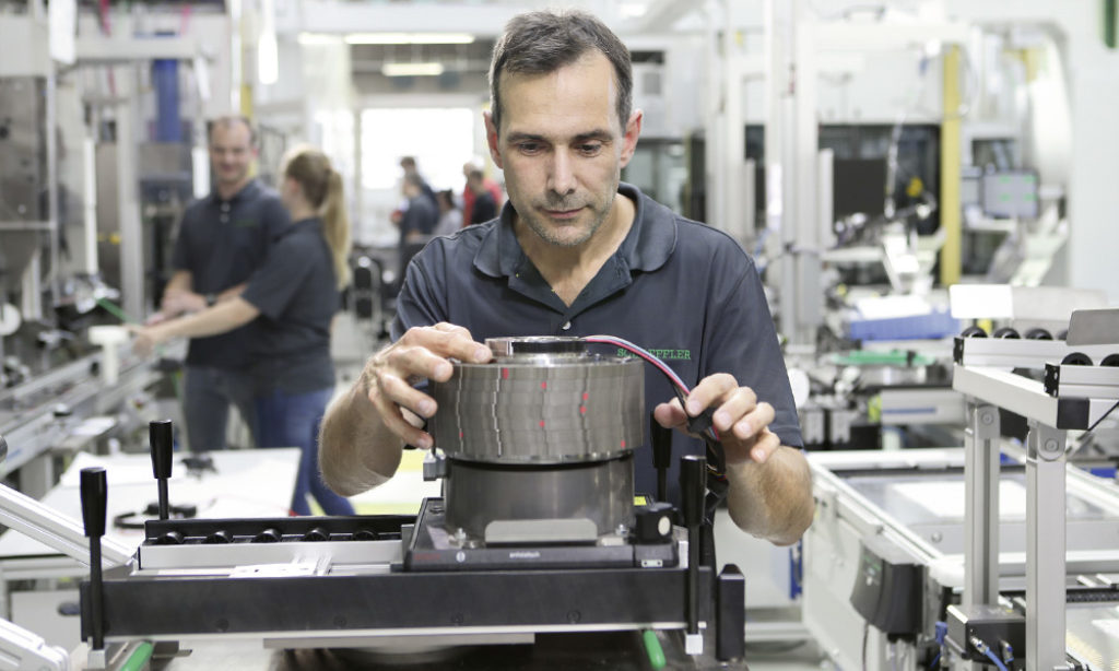 Wooster, OH, Auto Supplier Facility Celebrates 40th with E-Mobility Expansion
