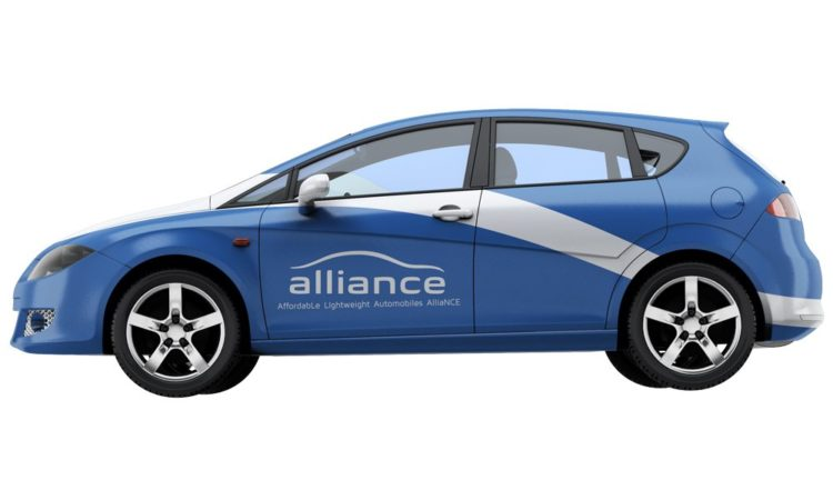 Lightweighting Innovations Challenge Issued by ALLIANCE