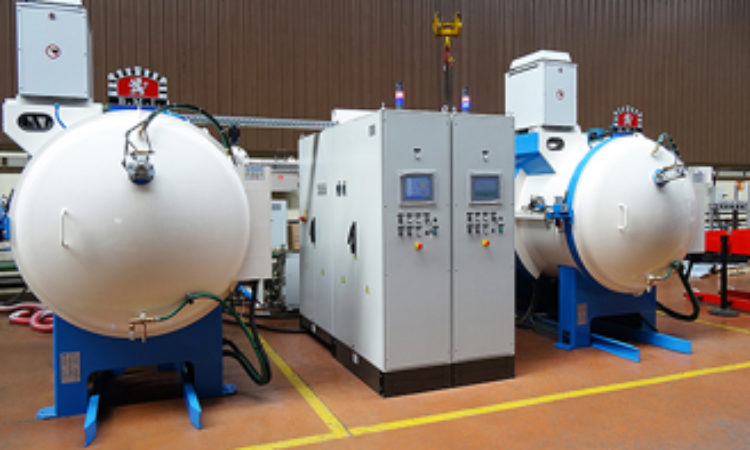Twin Vacuum Furnaces for Energy-Optimized Heat Treating