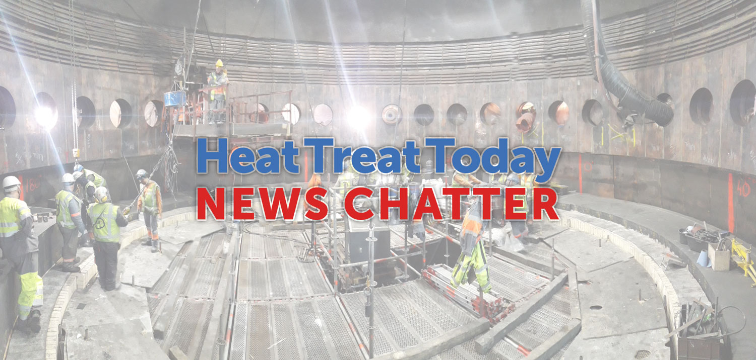 Featured News – Page 10 – Heat Treat Today