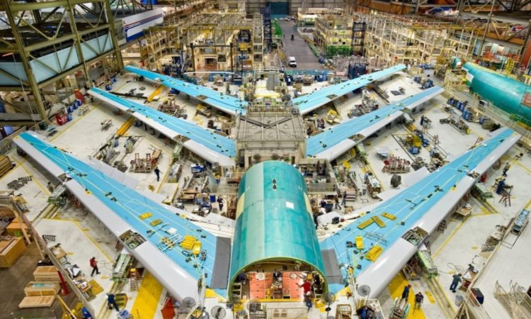 PA Aircraft Group Contracts with Boeing for 737, 767, 787 Applications