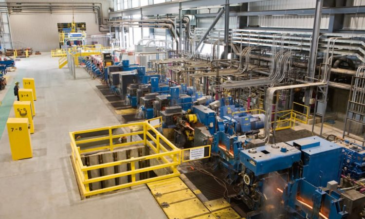 Steel Operation Expands with Micromill Technology