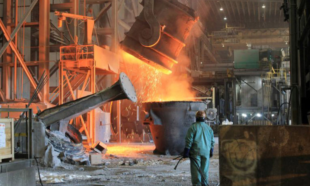 Orders for North American Steel, Aluminum on Rise