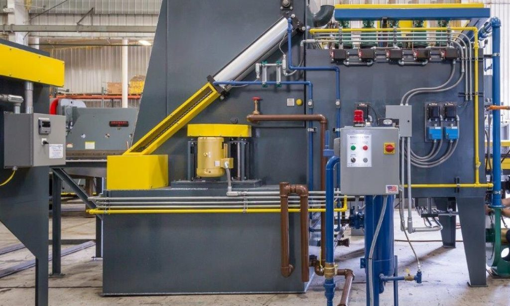 Oilfield Supplier Increases Heat Treatment Capacity