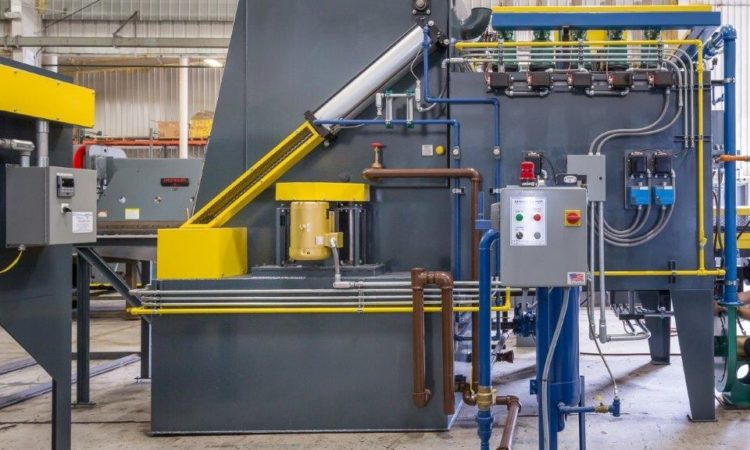 Oilfield Supplier Increases Heat Treatment Capacity