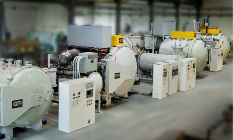 Four Vacuum Heat Treat Systems Shipped to Casting Company