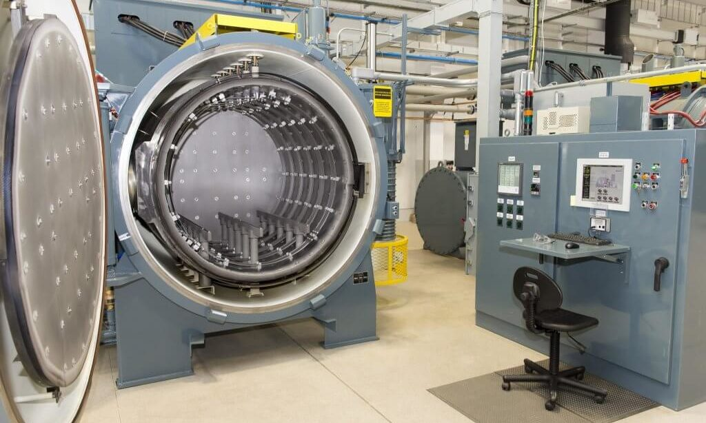 Vacuum Brazing, Quench and Temper Furnaces Part of Heat Treat Expansion