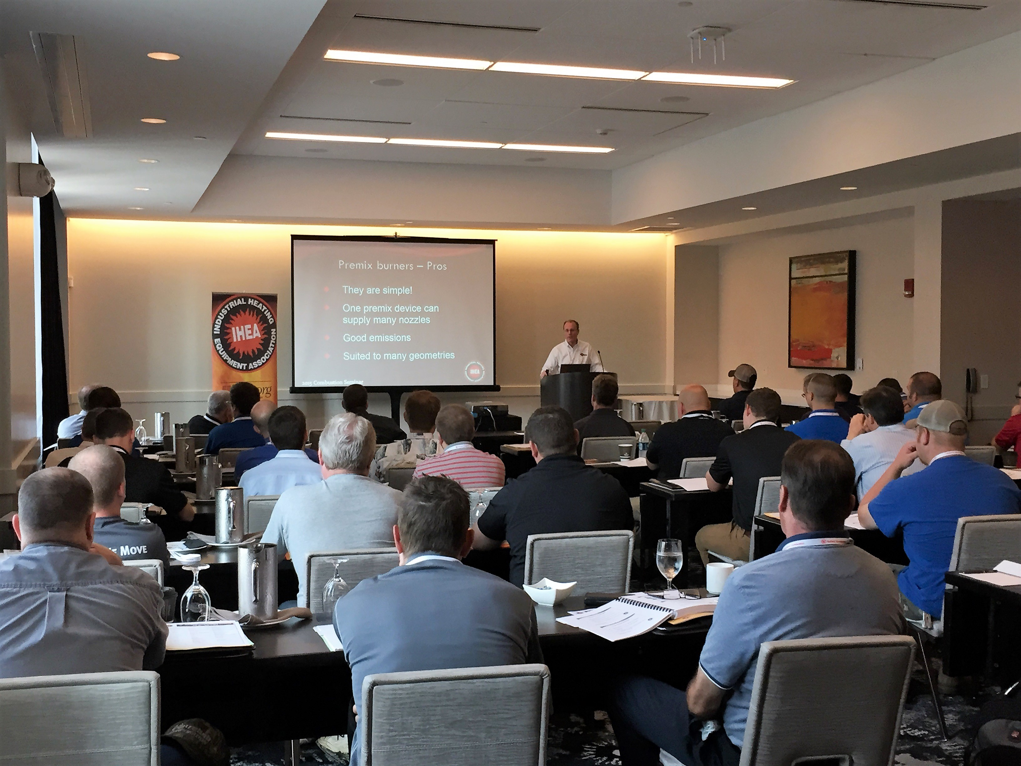 Ihea Fall Seminars To Be Held In Conjunction With Furnaces