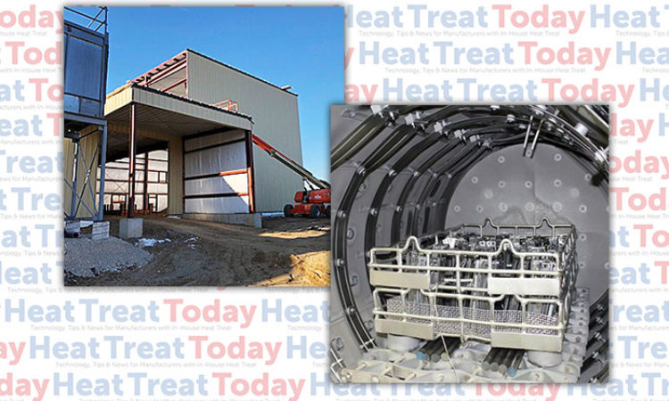 Indiana Heat Treater Builds to House H.I.P., New Equipment