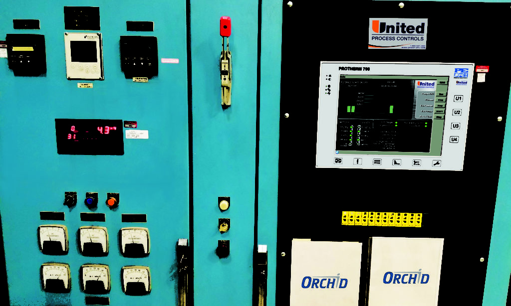 Medical Devices Manufacturer Modernizes Furnaces with Process Control Upgrades