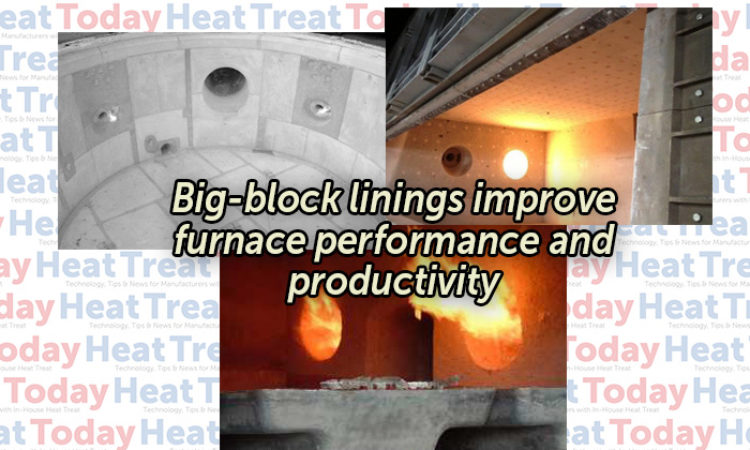 Novel Refractory Relines Boost Furnace Performance