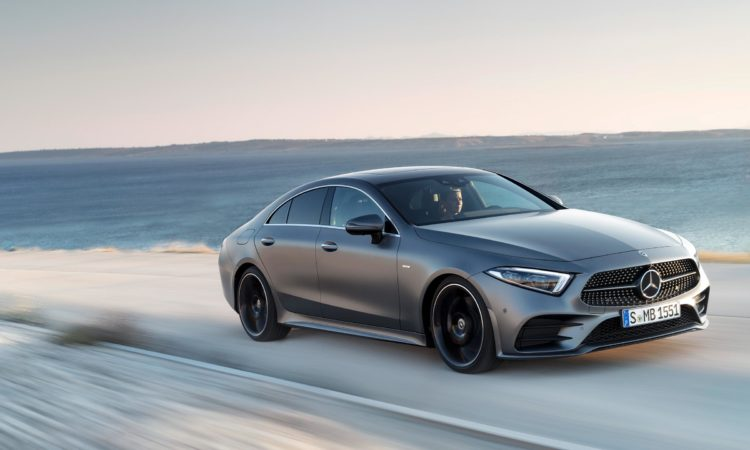 Mercedes Selects Aluminum Provider for CLS Panels, Fenders