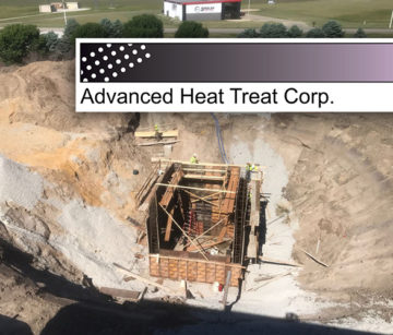 Growth for Iowa Heat Treater Means New Addition, New Equipment