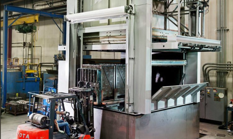 Aluminum Caster Expands Facility, Technology Capabilities, Including Heat Treatment