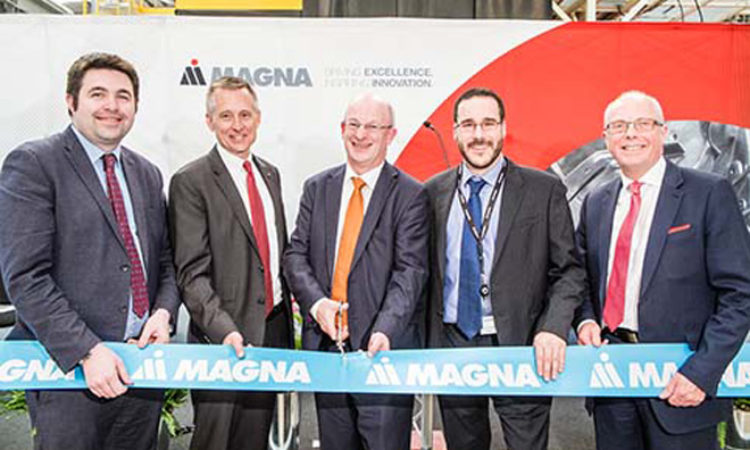 Aluminum Casting Facility Opens To Supply Jaguar Land Rover