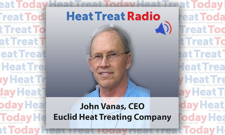 Heat Treat Radio: John Vanas on a Revolutionary Heat Treat Washing Solution