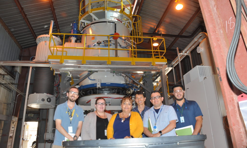 New Vacuum Furnace to Stress Test Defense Vessel Parts