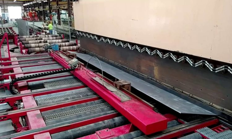 PA Stainless Steel Pipe and Galvanized Tube Operation Changes Hands