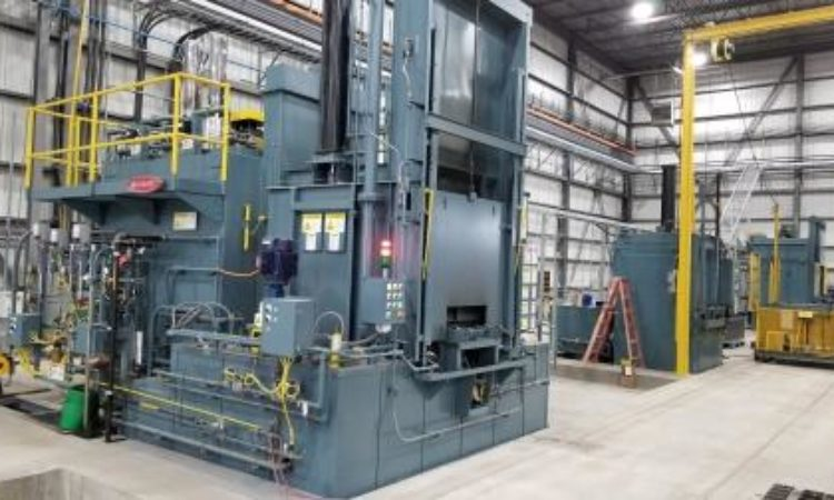 Canadian Heat Treater Expands Production Capability with UBQ, UBT Furnaces