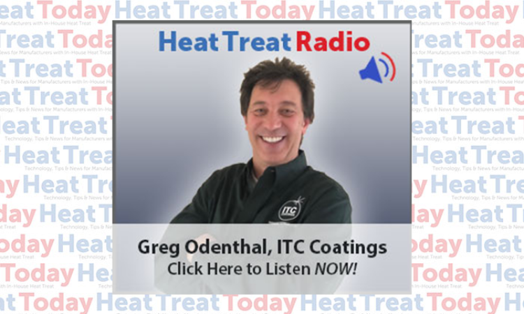 Heat Treat Radio: ITC Coatings (transcript)