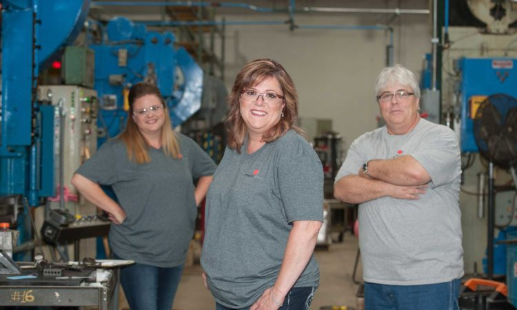 Women-Owned Metal Stamping Co Launches with Range of Services, Including Heat Treating
