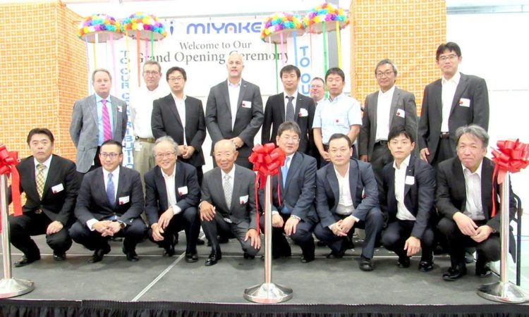 Japanese Bearings Maker Opens New Plant with Heat Treating in TN
