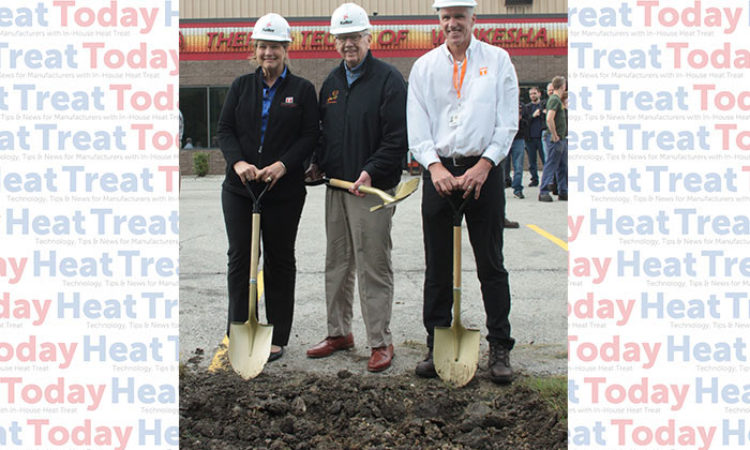 News Chatter Follow Up: Heat Treat Facility Groundbreaking to Accommodate Equipment