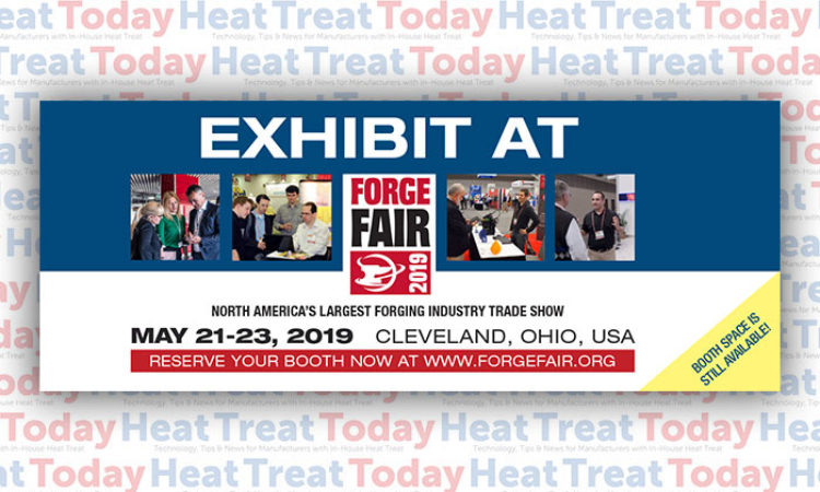 Forge Fair Is Coming to Cleveland in May 2019