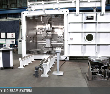 AM Solutions Supplier Plans EBAM® System for Aerospace Applications